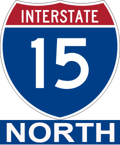 I-15 North Traffic Cameras