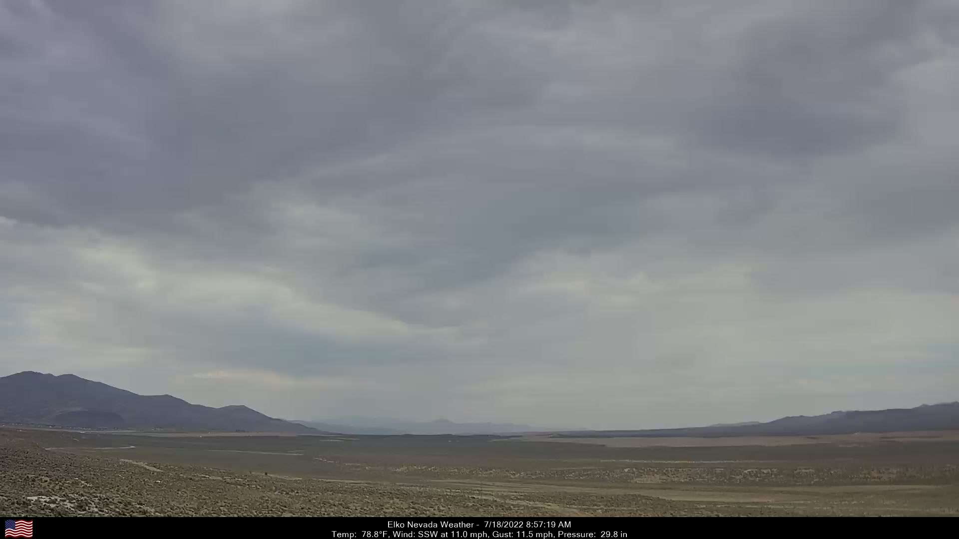 Elko NV webcam courtesy NVXW.com