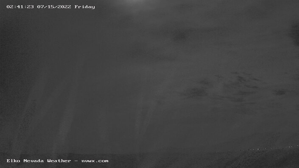 Elko Weather Camera, South.
