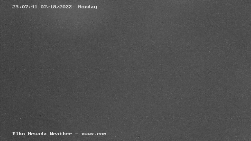 Elko Weather Camera, Northwest